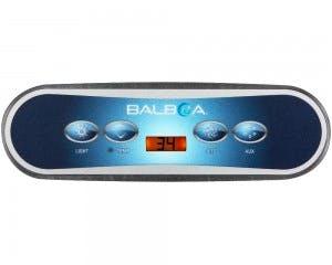 Balboa VL400 Control Panel + Sticker