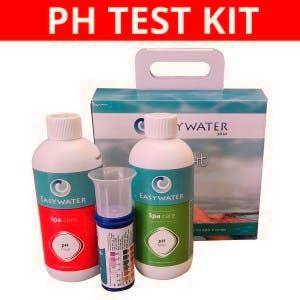 Easywater pH test kit