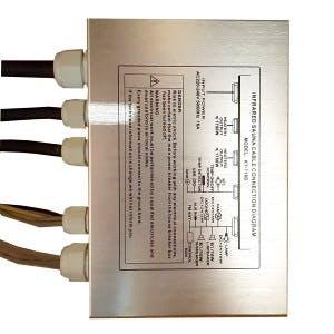 Powerbox infraroodcabine