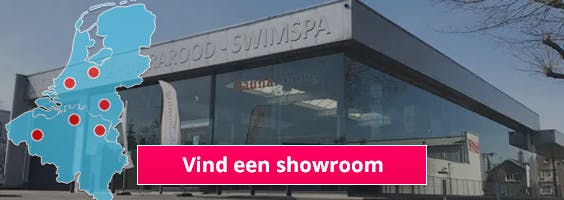 Jacuzzi / spabad showrooms